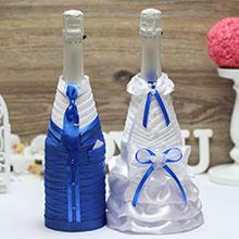 Чехлы на бутылки шампанского