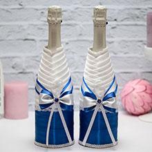 Чехлы на бутылки шампанского Афродита (2 шт)