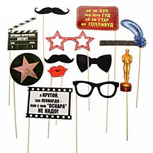 """Фотобутафория """"Голливудская вечеринка"""", 12 предметов"""
