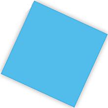 Салфетки бумажные, голубой, 25см (20 шт)