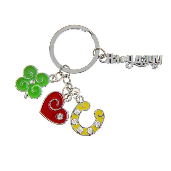"""Сувенир брелок для ключей """"На счастье"""""""