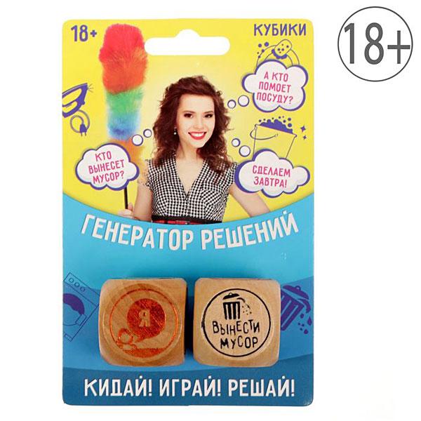 """Сувенирный кубик """"Семейный"""""""