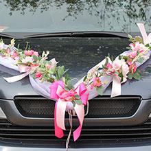 Лента на свадебную машину «Фантазия»
