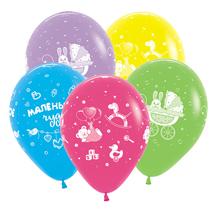 """Воздушные шары """"Маленькое чудо"""" (30 см, 12 шт)"""