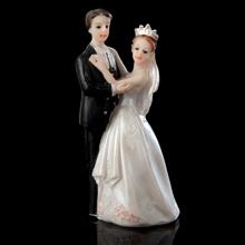 """Фигурка для торта """"Свадебный танец"""" (10 см)"""