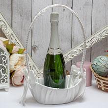 Корзиночка для лепестков или шампанского