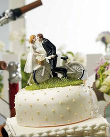 """Фигурка в торт """"Счастливая пара"""""""