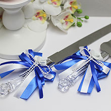 Набор для торта Fantastic (синий)