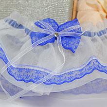 """Подвязка для невесты """"Невесомость"""""""