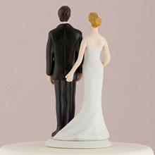 """Свадебная фигурка в торт """"Страсть"""""""