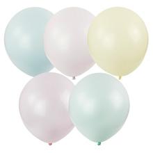 """Набор воздушных шаров """"Пастель"""", 10 шт (30 см)"""