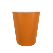 """Бумажные стаканчики """"Оранж"""", 6 шт (250 мл)"""