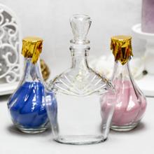 Свадебный набор для песочной церемонии (розовый/синий)