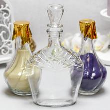 Свадебный набор для песочной церемонии (айвори/фиолетовый)