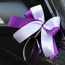 белый/фиолетовый