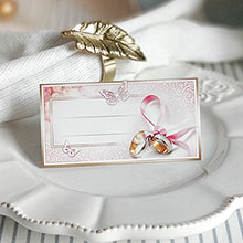 """Рассадочная карточка для гостей """"Узы любви"""""""