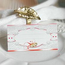 "Банкетная карточка ""Розалия"""