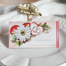 "Банкетная карточка ""Валия"""