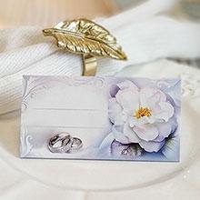 Банкетная карточка для гостей (#182)