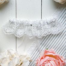 """Подвязка для невесты """"Италия"""""""