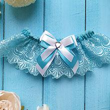 Подвязка для невесты Тиффани