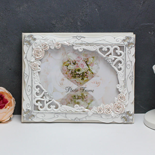 """Книга пожеланий на свадьбу с местом для фото """"Благородство"""""""