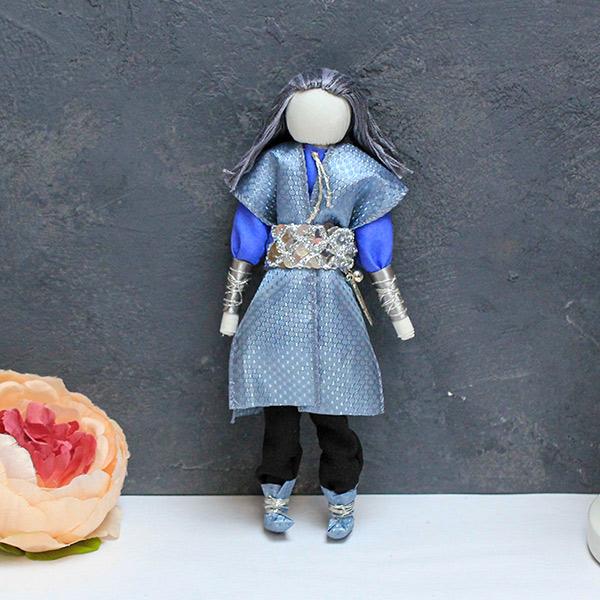 Кукла-оберег для жениха