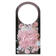 Шильдик на бутылку «С любовью», 17 × 8 см ,1 шт