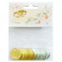 Монеты свадебные (20 шт, для обсыпания или выкупа)