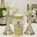 Семейный очаг + 2 свечи
