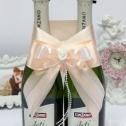 Декоративное украшение для шампанского