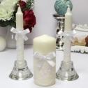 Домашний очаг + 2 свечи