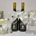 Комплект аксессуаров на свадьбу