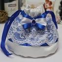 Сумочка-мешочек для невесты