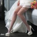 Колготки свадебные Charmante SANDBY
