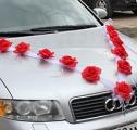 Автомобильная свадебная лента