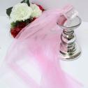Фата для девичника (розовая)