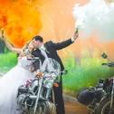 Цветной дым для фотосессии (белый)