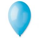 Воздушный шар - голубой, 30 см