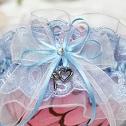 Подвязка свадебная для невесты