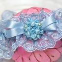 Свадебная подвязка