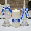 Набор свечей для свадьбы