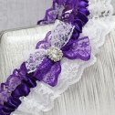 Свадебная подвязка лоя невесты