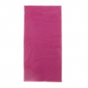 Однотонная скатерть для праздника (розовая, 137х183 см)