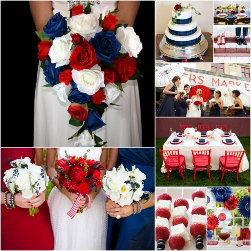 свадьба в белом красном синем цвете педсовета, заместители директора: