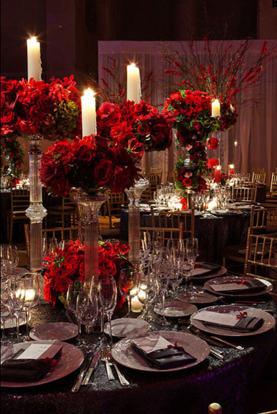winter-wedding-rose-candle-centerpieces-tantawan-bloom-fred-marcus
